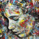 mulher pintada